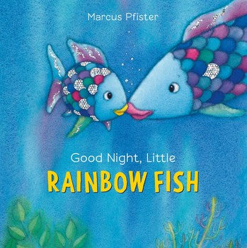 Good Night, Little Rainbow Fish Board Book