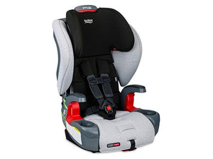 Britax Grow With You Clicktight Harness Booster Car Seat - Clean Comfort