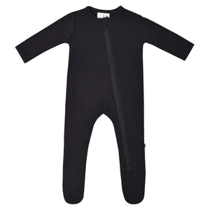 Kyte Baby Zippered Footie - Midnight