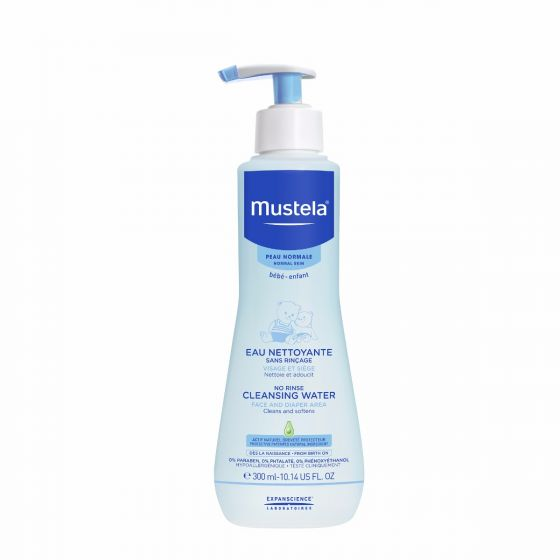 Mustela No Rise Cleansing Water 300ml