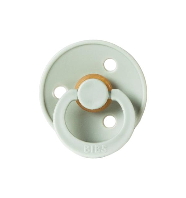Bibs Baby Pacifier Size - Sage