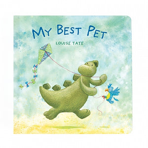 Jellycat My Best Pet Board Book