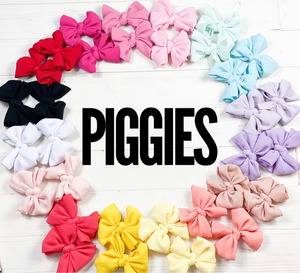 Piggies (single tie)