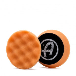 "Adam's 4"" Orange Foam Pad (2 Pack)"