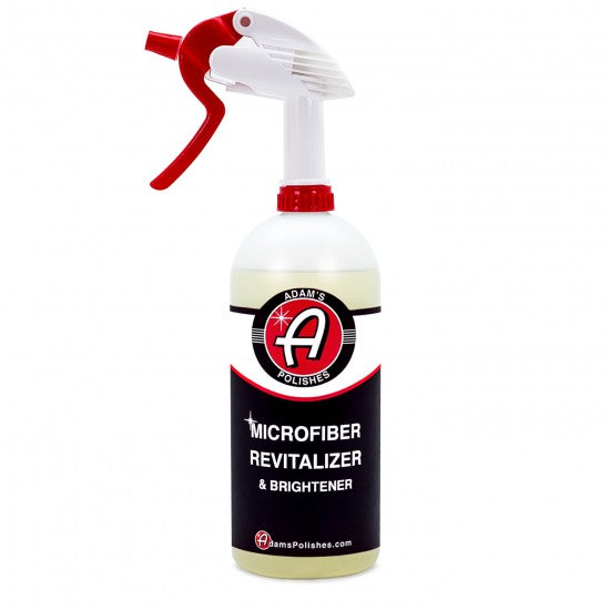 ADAM'S MICROFIBER REVITALIZER & BRIGHTENER 32OZ