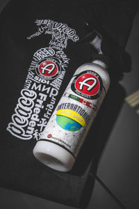 Adam's International Detail Spray & XLarge Tshirt