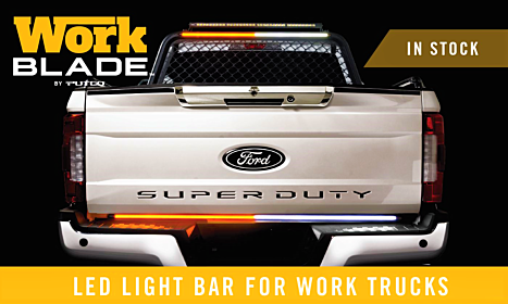 PUTCO WorkBLADE LED light bar