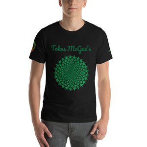 Tokes McGee's #LegalizeIt Short-Sleeve Unisex T-Shirt