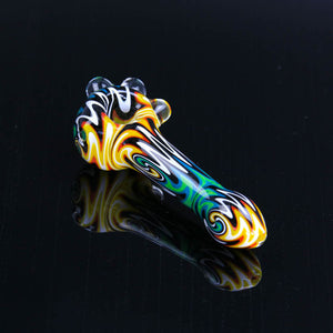RTG Colorful Glass Pipe
