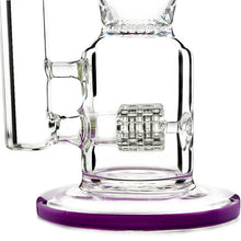 "Candy Color 12.6"" Glass Bong"