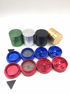 LST 4 Layer Zinc Alloy Grinder