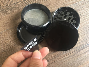 4 Part Space Case Grinder