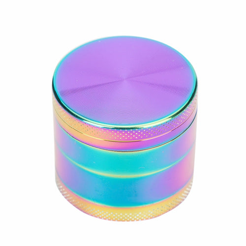 4 Part Multicolored Metal Grinder