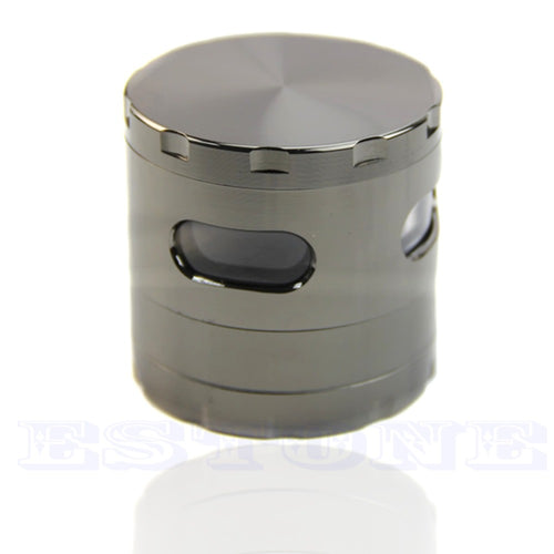 4 Layer Zinc Alloy Grinder