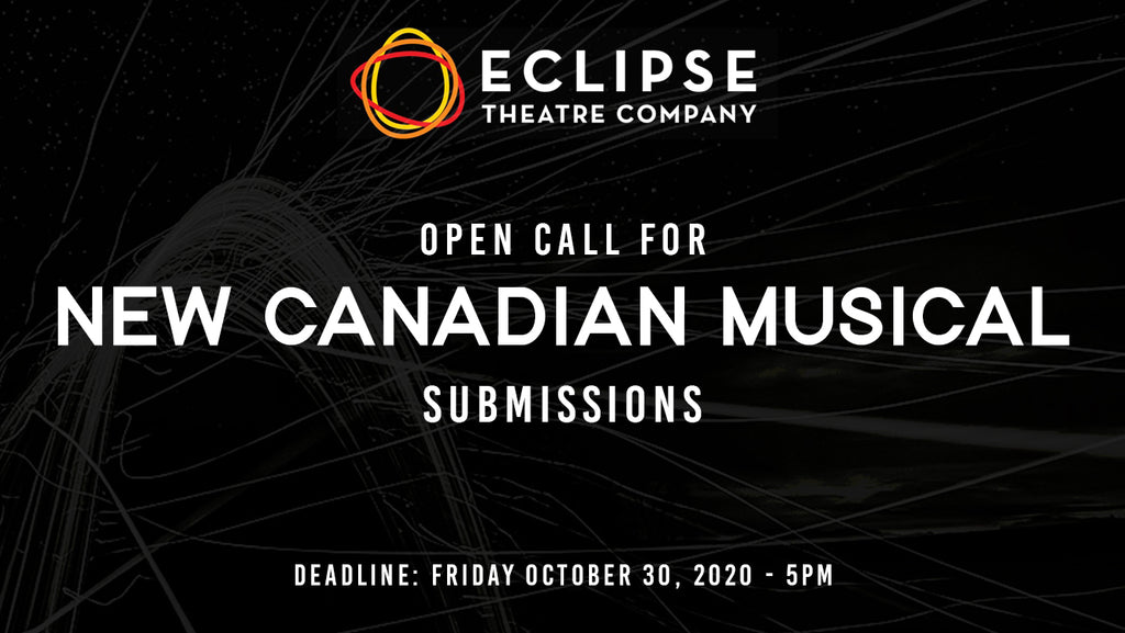 OPEN CALL FOR NEW CANADIAN MUSICAL SUBMISSIONS