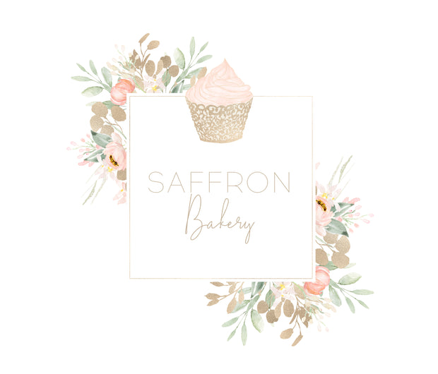 Editable Bakery Logo