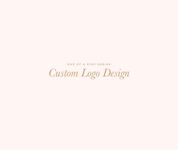 Custom Logo Design