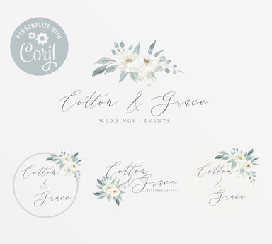 Editable Event Planner Branding Set
