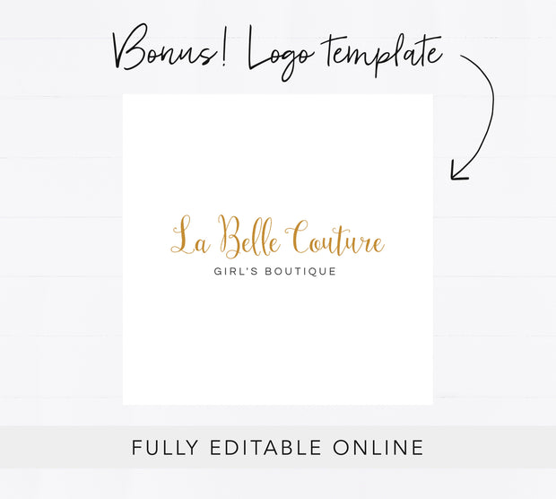 Wix Boutique Website Design