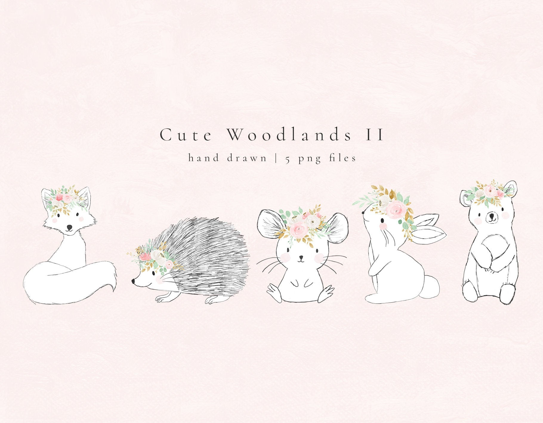 Cute Woodlands II
