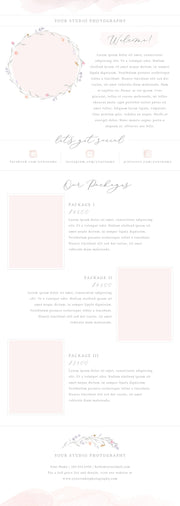 Email Template for Photographers