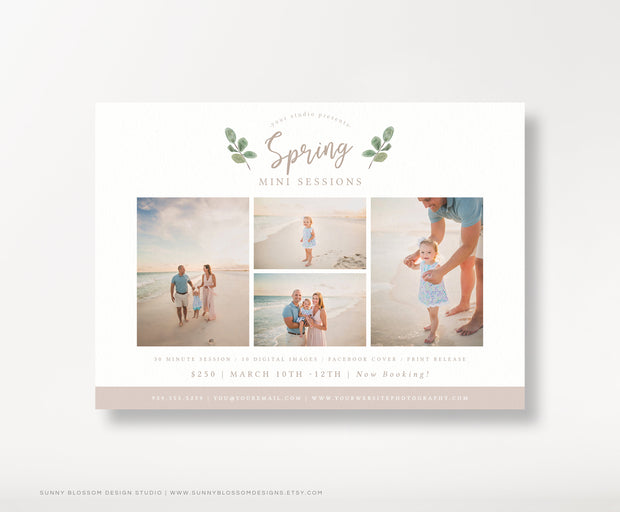 Spring Mini Session for Photographers