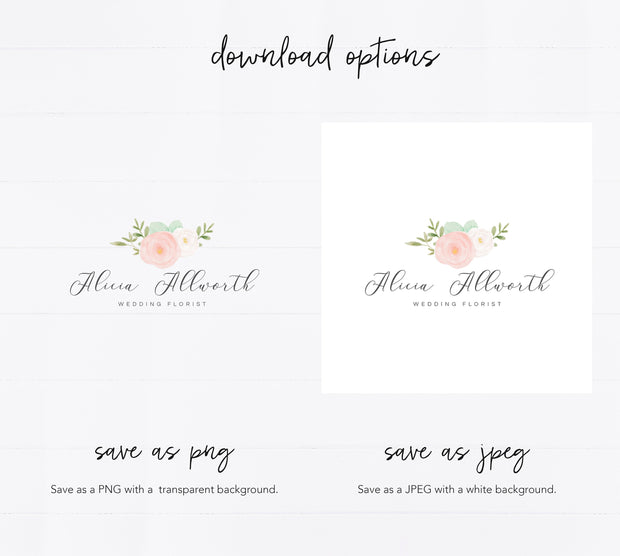 Editable Logo Design Template