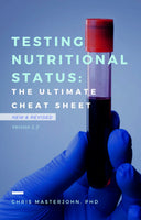 Testing Nutritional Status: The Ultimate Cheat Sheet