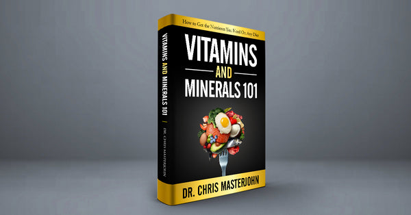 Vitamins and Minerals 101 Pre-Order
