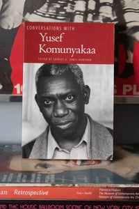 Conversations with Yusef Komunyakaa