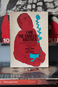 """I am the Darker Brother - An Anthology of Modern Poems by Negro Americans"" Edited by Arnold Adoff"