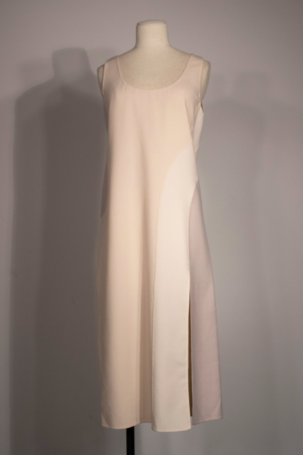 Marc Jacobs cream wool tank dress