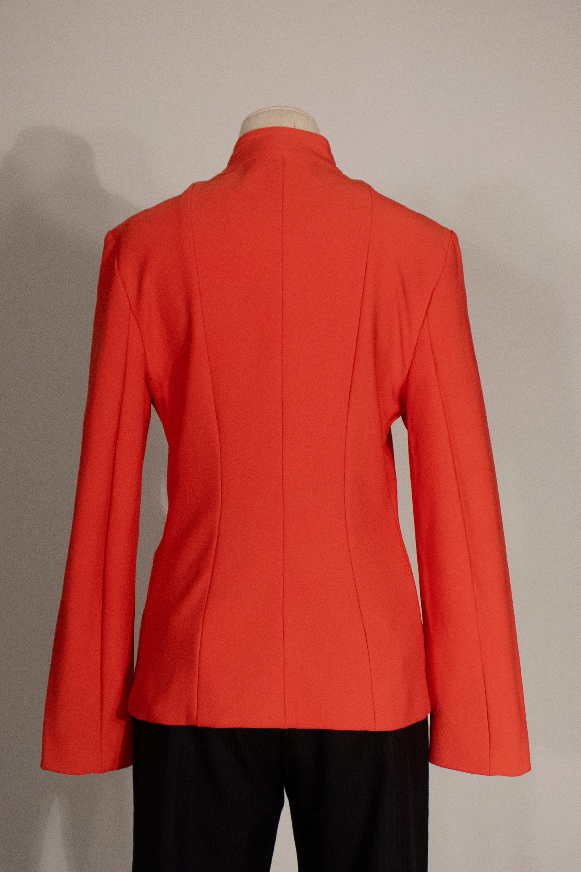 Miu Miu Orange Track Jacket