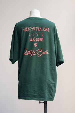 "Patti Labelle ""When You Talk About Love"" tee"