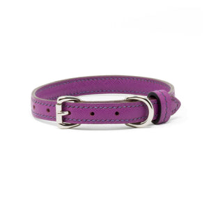 McCarren Pet Collar Handmade by Bruna Andreoni