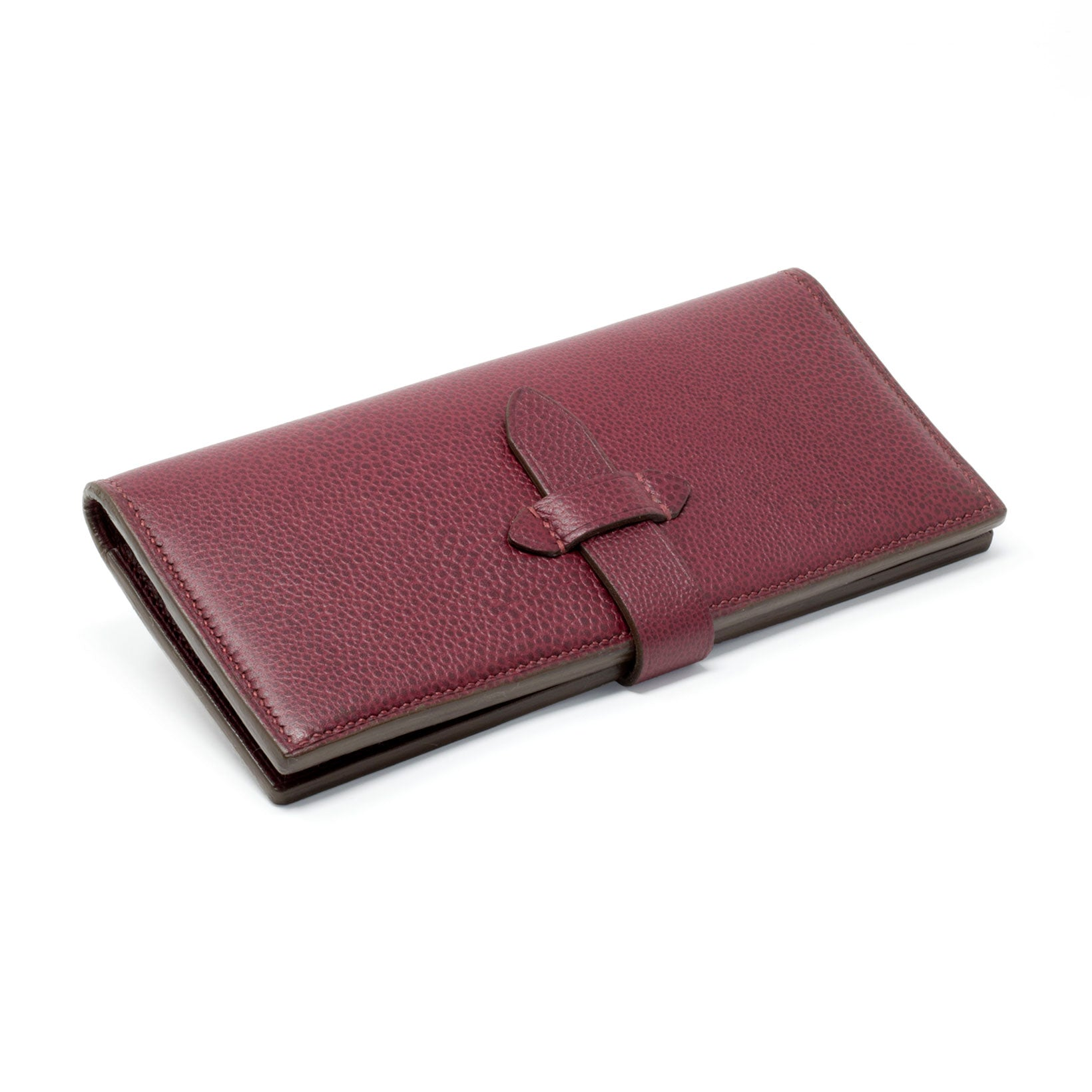 Wythe Long Wallet Handmade by Bruna Andreoni