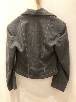 Patrick Kelly 1989 Cropped Wool Jacket