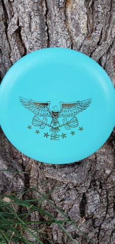 S-Line PD - Life, Liberty, Disc Golf Stamp - Soul Crusher