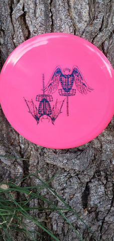 P-Line P2 - Stiff - Winged Baskets Stamp - Soul Crusher