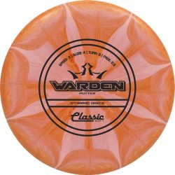 Classic Soft Burst Warden - Clearance