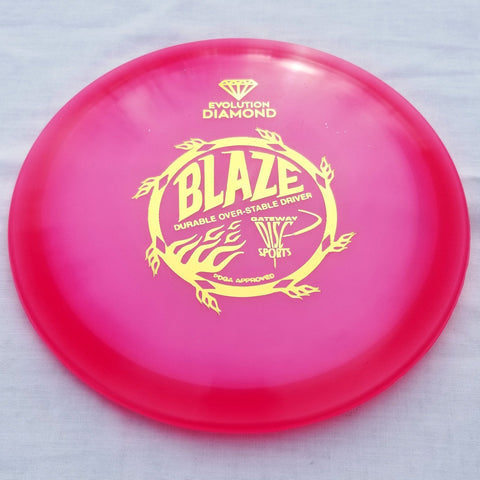 Evolution Diamond Blaze