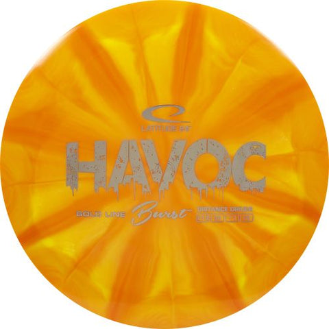 Gold Burst Havoc