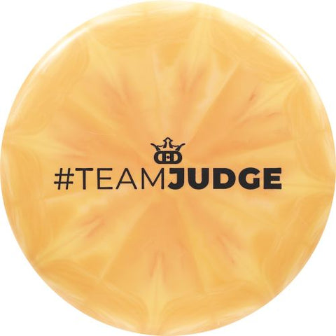Classic Blend Burst Judge Team Deputy Stamp