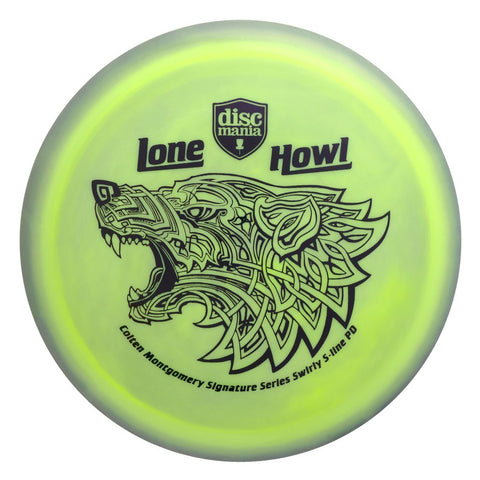 Lone Howl - Swirly S-Line PD