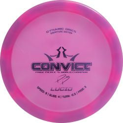 Lucid Convict Paige Pierce 4x Signature Edition