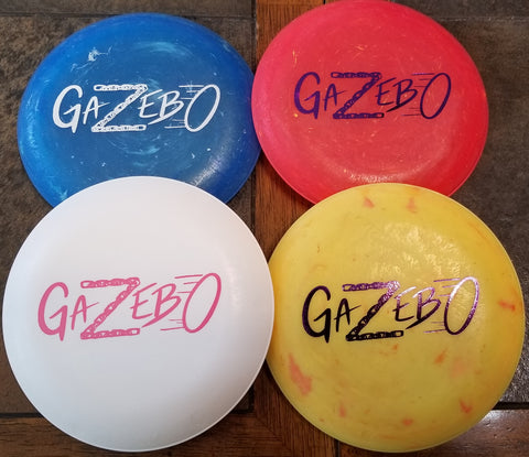 Zing Snipe Mini with Gazebo Logo