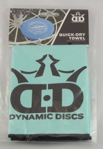 Dynamic Discs Quick-Dry Towel