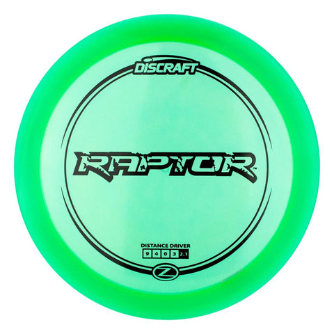 Z Raptor - First Run