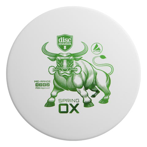 Spring Ox - Clearance