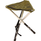 Two Tone Mesh Camp Time Roll-A-Stool